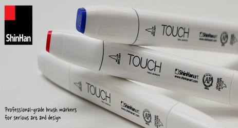 Touch Marker ShinHan Art