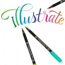 El lettering, el arte de la caligrafía.