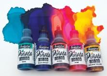 Tintas al alcohol Piñata