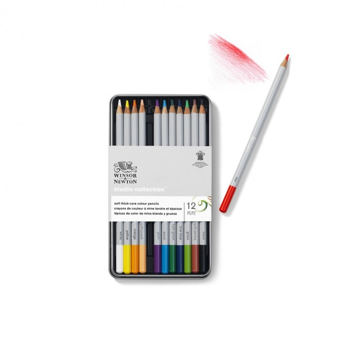 lapices colores winsor and newton