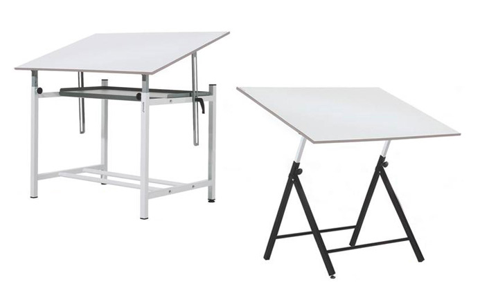 C mo escoger la mesa de dibujo adecuada materiales - Mesas dibujo tecnico ...