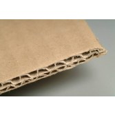 Cartón microcanal