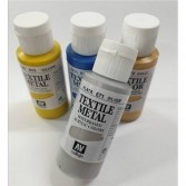 Pinturas Textile Color Vallejo 60 ml