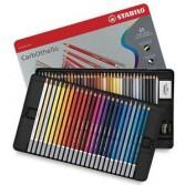 Cajas lápices pastel