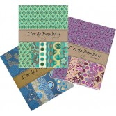 Papel scrapbook blocs