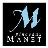 Pinceles acuarela Manet