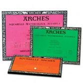 Blocs Acuarela Arches