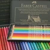 Cajas de lápices para regalo