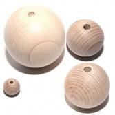Bolas de madera