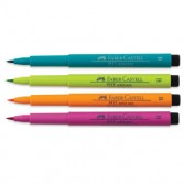 Rotuladores Pincel Faber Castell Pitt Brush