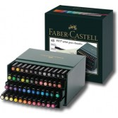 Cajas rotuladores Faber Castell Brush