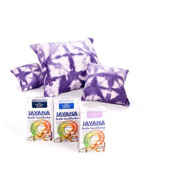 Javana : Tintes para batik