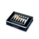 Caja pintura encáustica al agua