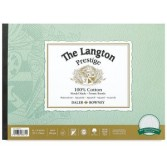 Papel acuarela The Langton Prestige