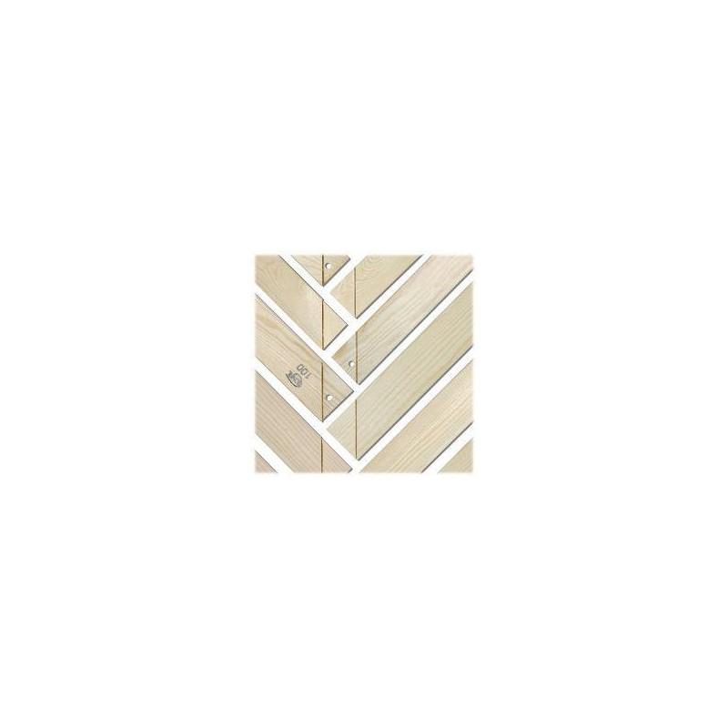 Listones de madera bonfil europa - Liston de madera ...