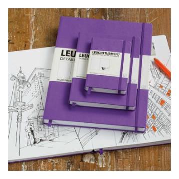 Leuchtturm1917 Sketchbook 180 gr A5