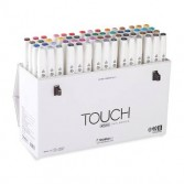 Cajas rotuladores Touch Marker Brush