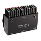 Cajas rotuladores Shin Han Touch Twin Marker