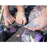 Streety Kreul Pintura de tiza líquida para asfalto