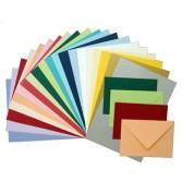Papicolor: papel de colores, cartulinas, sobres, tarjetones