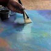 Barniz y mediums para pintura al óleo