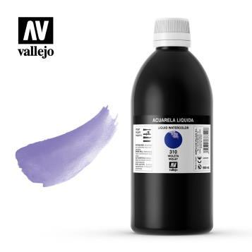 Anilina Vallejo Acuarela Líquida 500 ml