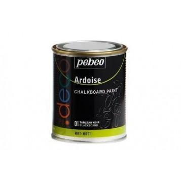 Pintura Pizarra Negra Pébéo 250 ml