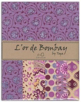 Bloc Toga PR07  L'or de Bombay