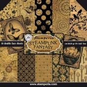 Stamperia Steampunk Fantasy  SBBL06