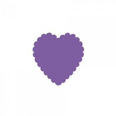 Perforadora Toga OPXF06 Corazón festoneado