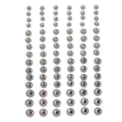 Perlas Scrapbook Toga AE82 Diamantes