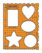 Plantilla ShapeCuter Fiskars 4861