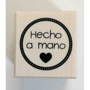 Sello de Caucho Hecho a Mano Artemio ARTHC696