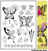 Set sellos transparentes 10001278
