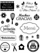 Set sellos transparentes Artemio 10001320