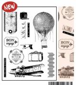 Set sellos transparentes 1001324