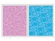 Sizzix Texturas Set Flores y Plantas E656259