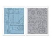 Texturas Sizzix E660477