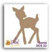 Troquel Toga DCS23 Bambi