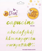 Toga DCZ03 Abecedario Capucine