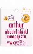 Toga DCZ02 Abecedario Arthur