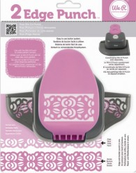 Memory Keepers Troqueladora 2 Edge Punch Rose 71325-8