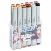 Copic Marker Set  Tonos piel C20075705