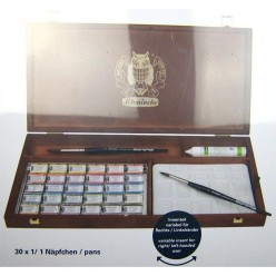 Schmincke Horadam Caja de acuarelas extrafinas 74748097