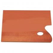 Paleta  de madera 25x30 cm
