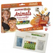 Set maquillaje Animals Alpino