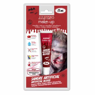Blister sangre artificial Alpino