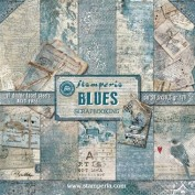 Stamperia Blues SBBL26