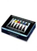 Set básico pintura encáustica 6 tubos 40 ml