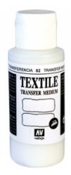 Pinturas Textile Color Vallejo 60 ml - Textil Transfer Medium